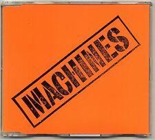 Machines-true Life CD single 1996 press collectors uk punk Bored secr KBD