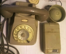 TELEFONO VINTAGE SIP - CONTASCATTI - SUONERIA -