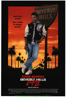 BEVERLY HILLS COP 2 MOVIE POSTER Original Rolled One Sheet 27x40 EDDIE MURPHY