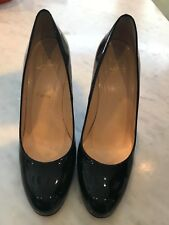 Christian Louboutin - Simple Pump 100 mm Patent Leather Size 38 practically new