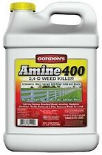 Gordon's 8141122 Amine 400 2.5 Gallon 2, 4-D Weed Killer Concentrate