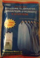 HANGING MOISTURE ELIMINATOR eliminate tough odors prevent water damage