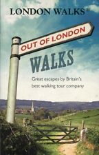 NEW BOOK Out of London Walks by Stephen Barnett