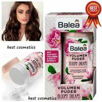New in Box Balea Hair Styling Volume Powder Bloomy Dreams Volumen Puder 10 g