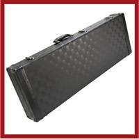 COFFIN CASES Model SKULL900R Series Guitar Case Red Interior