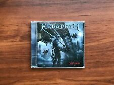 Megadeth: Dystopia CD (More CDs in my eBay Store)