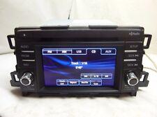 14 15 16 Mazda 6 Radio Cd Gps Navigation GJS266DV0B RSS557