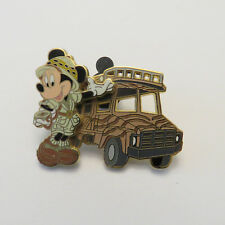 Disney Kilimanjaro Safaris Expedition Vehicle Pin