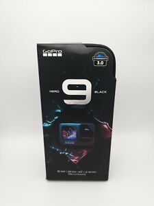 GoPro HERO 9 Black - Waterproof Action Camera with Front LCD and Touch Rear