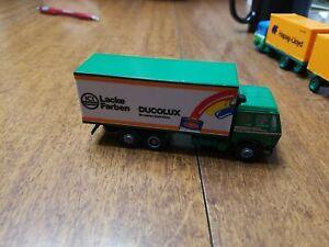 "HO 1/87 Mercedes-Benz   Truck ""DUCOLUX"""