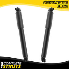 2006-2012 Ford Fusion Rear Shock Absorbers Left & Right Pair