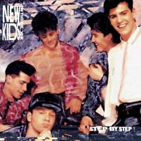 New Kids On The Block - Step By Step CD #