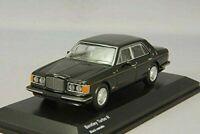 Kyosho Original KS07043A2 Bentley Turbo R Black Metallic 1/64scale Japan