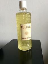 ACQUA COLONIA LEMAR MILANO 500 ML VINTAGE ANNI 70 AFTERSHAVE DOPOBARBA PROFUMO