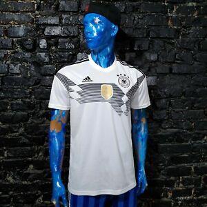 Germany Team Home football shirt 2018 - 2019 Adidas BR7843 Trikot Mens Size L