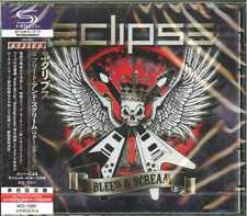ECLIPSE-BLEED AND SCREAM-JAPAN SHM-CD F83