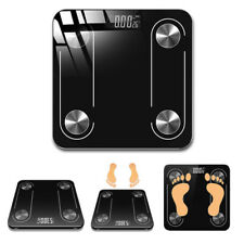 180KG Bluetooth Body Fat Scale Smart BMI Digital Bathroom Wireless Weight Scales