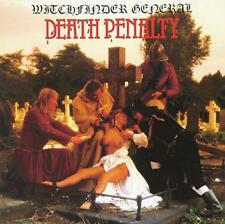 Witchfinder General - Death Penalty (NEW CD)