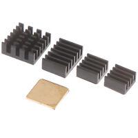 5pcs/set Aluminum Heatsink Radiator Cooler for Raspberry Pi fc