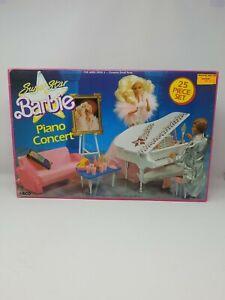 Super Star Barbie Piano Concert 25 Piece Set ARCO Toys No. 7314
