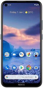 Nokia 5.4 4 GB 64 GB Polar Night Factory Unlocked-Vke