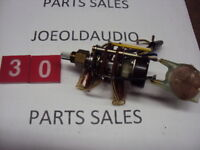 Nikko 6065 Original ON/OFF/Speaker Selector Switch. Tested. Parting Out 6065