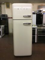 Smeg 50's Retro Style Fridge Freezer FAB30 - Cream