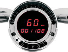 Dakota Digital Big Dog Motorcycle Direct Plug in Red LED Speedometer Speedo for