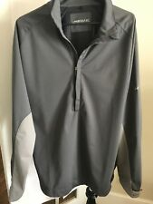 a9d120b04c3e NIKE GOLF MENS SPHERE PRO HALF ZIP JACKET GRAY XL