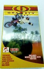 Gravity Game VHS BMX Video 2000 Dave MIrra Ryan Nyquist Freestyle Street