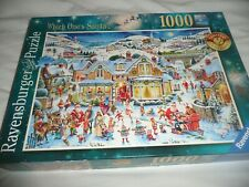 RAVENSBURGER 1000 piece jigsaw titled - WHICH ONES SANTA
