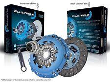 Blusteele HEAVY DUTY Clutch Kit for Mazda 323 Astina-Protege BJ 1.6 Ltr 16V DOHC