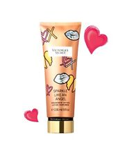 "VICTORIA'S SECRET "" SPARKLE LIKE AN ANGEL "" FRAGRANCE RICH LOTION 8 Oz /236 ml"