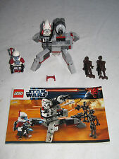 Lego Star Wars 9488 ~ arc Trooper & Commando Droid Battle Pack con figuras 4
