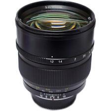 Zhongyi Mitakon Speedmaster 85mm f/1.2 Lens for Canon EOS EF mount 5D 5D4 5D3 1D