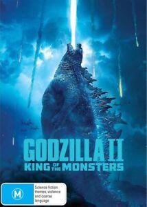 Godzilla II - King of the Monsters (DVD, 2019)