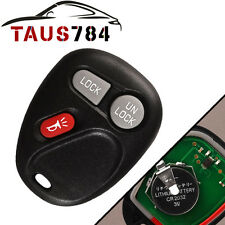 New Replacement Remote Keyless Car Key Transmitter For Chevy 15042968 KOBLEAR1XT