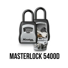 Master Lock 5400D Select Access Key Storage Box with Set-Your-Own Combination...