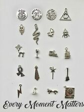 20 x Tibetan Silver HARRY POTTER THEMED Mixed Pack of Charms