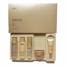IOPE Super Vital Special Gift Rich 5pcs Trial Set / Free Gift / Korean Cosmetics