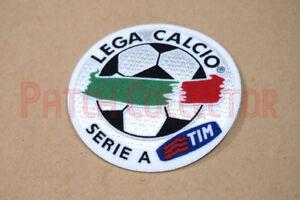 Italy League Serie A 2004-2008 Sleeve Velvet Soccer Patch / Badge