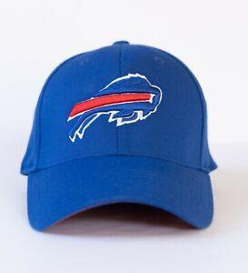 Buffalo Bills Hat Mens One Size Flex Fit NFL Team Apparel FitMax70 Football Cap