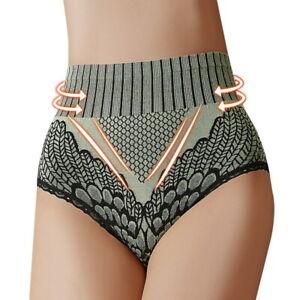 Women Seamless High Waist Body Shaper Tummy Control Panties Shapewear Slimming