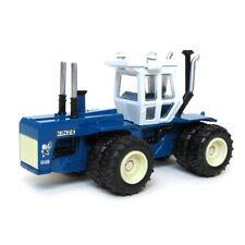 1/64 SPECCAST KINZE 640 BIG BLUE 4WD TRACTOR