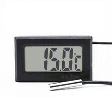 LCD Digital Thermometer Professional Temperature Mater Waterproof Probe -50~110C