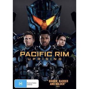 Pacific Rim: Uprising NEW DVD (Region 4 Australia)
