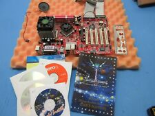 JetWay N2View 462(A) NVIDIA nForce2 IGP ATX AMD Motherboard COMBO