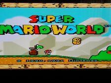 Nintendo Pedales N64, Gamecube & Snes Super Nintendo AV compuesto de plomo 4 HD TV'