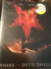 Where The Devil Dwells (DVD) Factory Sealed HORROR