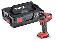 """Flex Tournevis à Frapper Batterie Iw 1/2 """" 18V Ec 438.308 Lboxx sans Piles LG"""